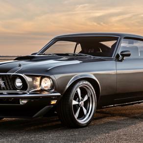 Mustang 1969 Mach 1