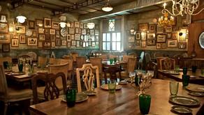Cafe At Bandra - Pali Bhavan