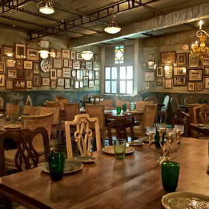 Cafe At Bandra - Pali Bhavan