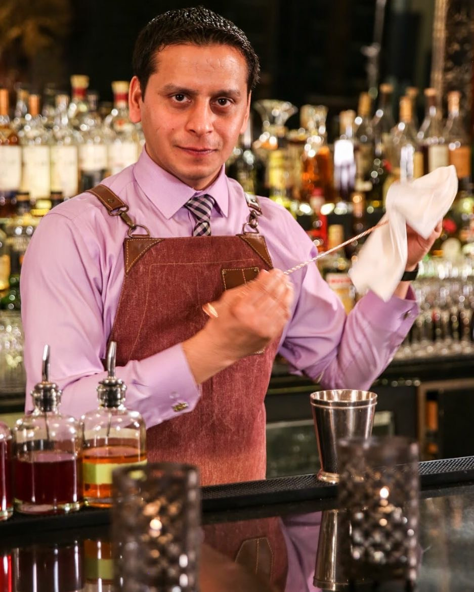 Mixologist/Bar Manager of Junoon NYC