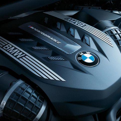 BMW X6 Engine