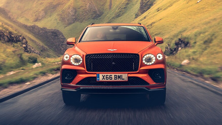 Price For Bentley Bentayga
