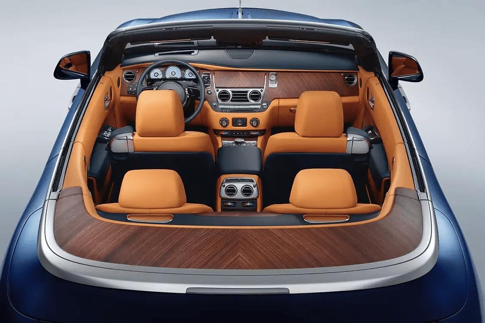 Rolls Royce Dawn 2021 Wallpaper
