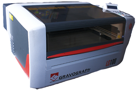 Laserfravurshop Wien Equipment