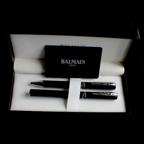 Balmain Kugelschreiber Set mit individueller Gravur