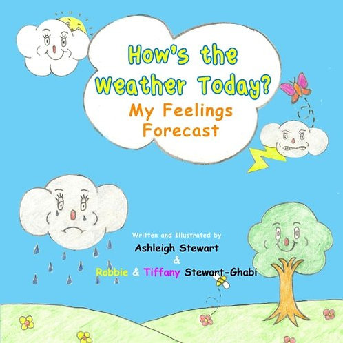 How's The Weather Today? - My Feelings Forecast