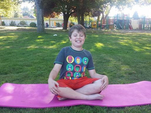 Kids Yoga & Mental Health - Yoga for Anxious Children