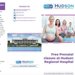 Trifold Print Brochure