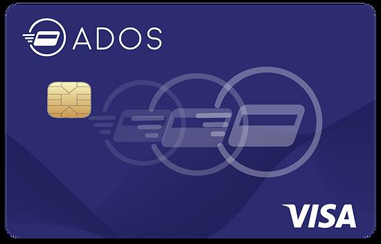 ADOS tarjeta VISA Red de cajeros VISA en el mundo