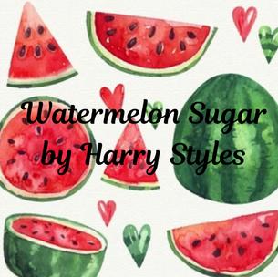 Watermelon Sugar - Ukulele