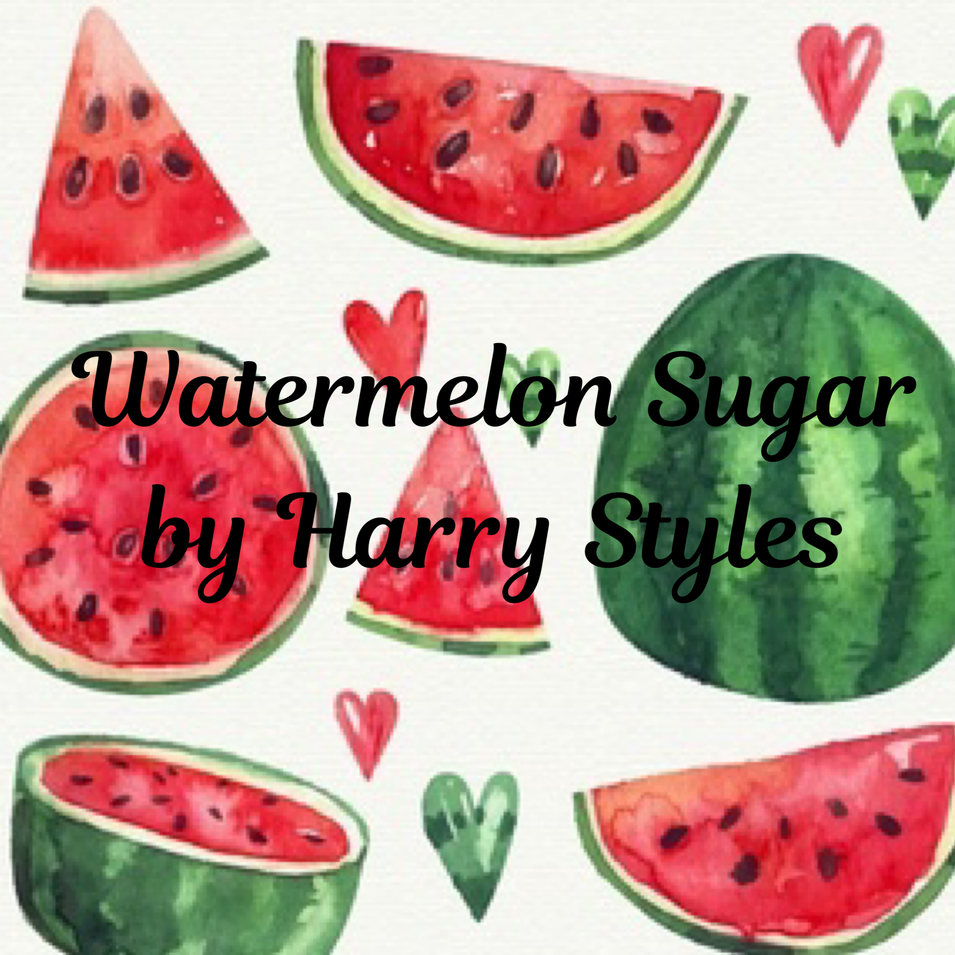 Watermelon Sugar - Ukulele