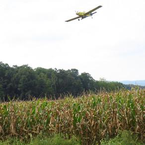 Annual aerial seeding initiative begins September 1st