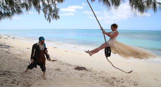 Swinging for love