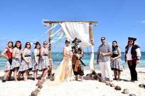 Angelalynn & Matthew Wedding Party