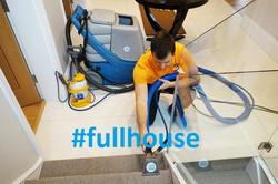 Full house clean
