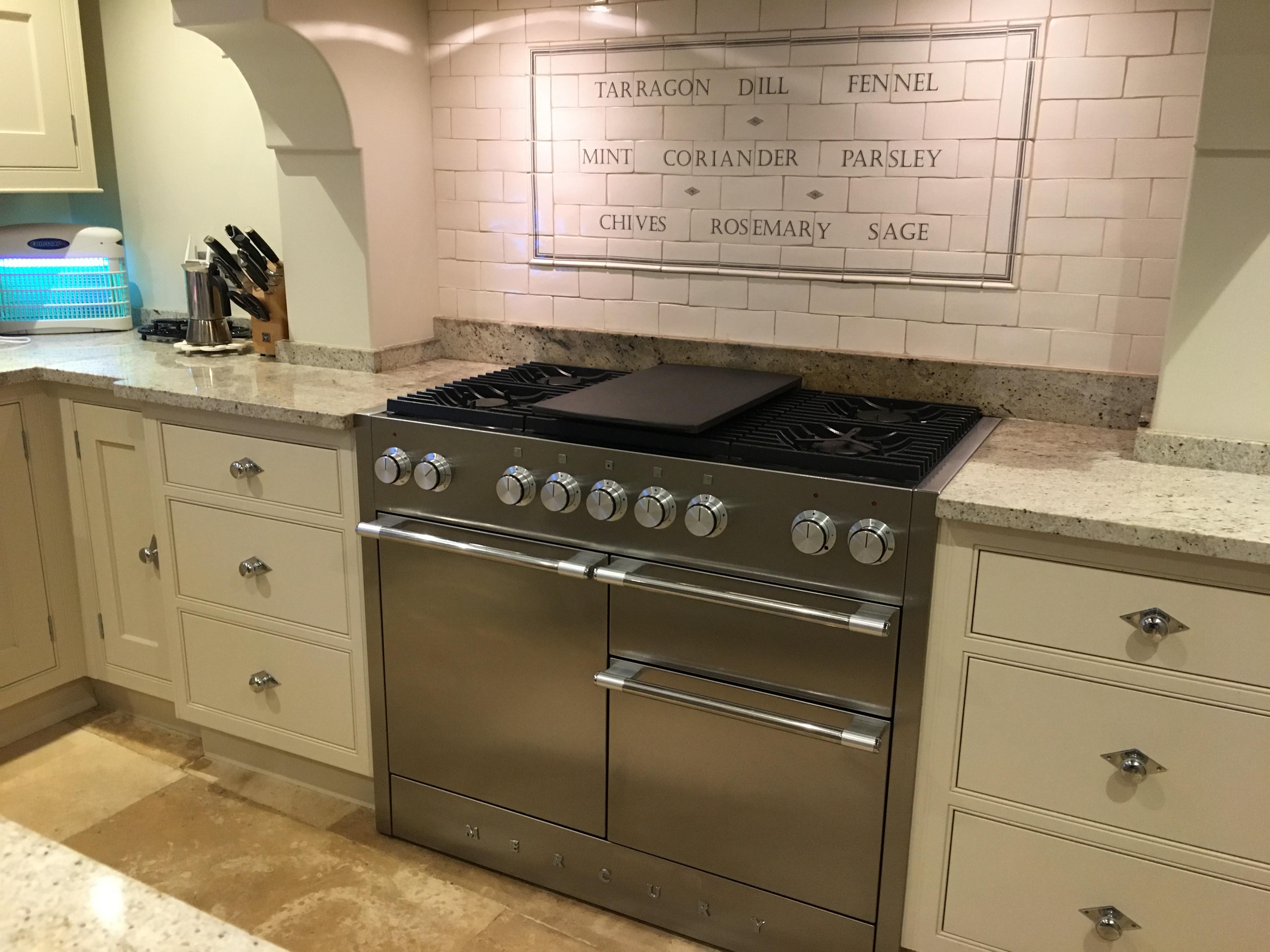 Premium Range Cooker Service