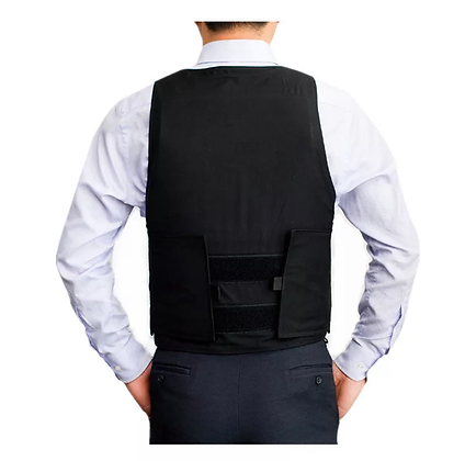 Concealable Bullet proof body armor jacket vest Anti ballistic stab.