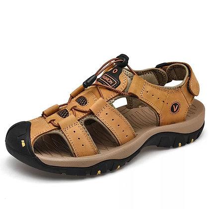 Roman Leather Sandals  Size 6 - 14
