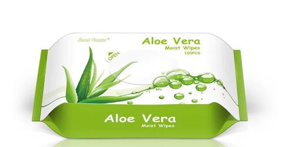 80 pcs Antibacterial hygiene wet wipes