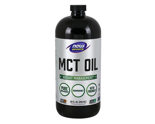 NOW Sports MCT Oil 32 fl oz