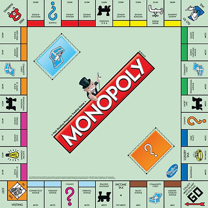 Monopoly Fast Dealing Property's Trading Game