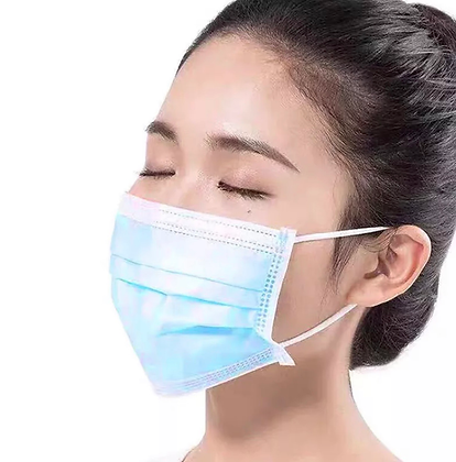 50pcs Disposable Surgical Masks