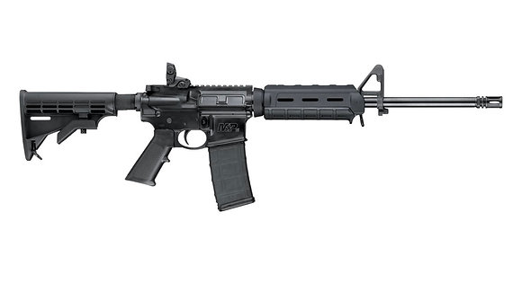 Smith & Wesson M&P15 Sport II  5.56mm with Magpul MOE M-LOK