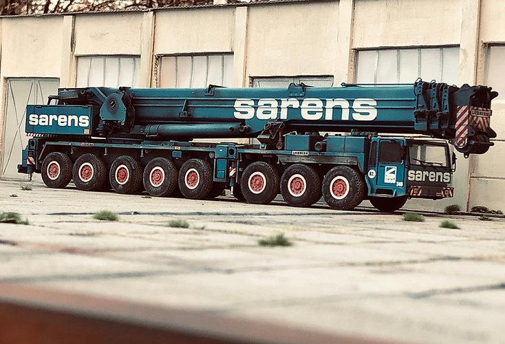 Liebherr LTM 1400