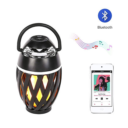 Flammable Design Bluetooth speakers