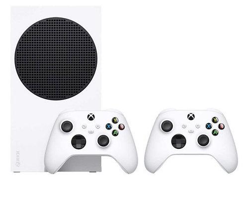 Xbox Series S Color White New Version