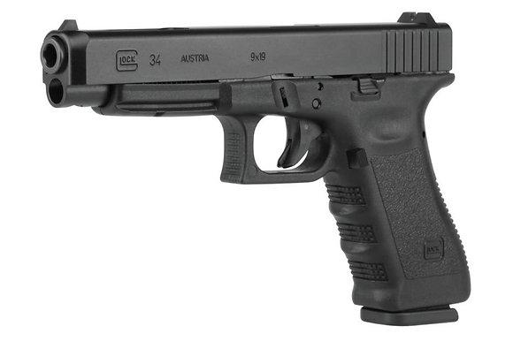 Glock 34 Gen3 9mm 17-Round Pistol