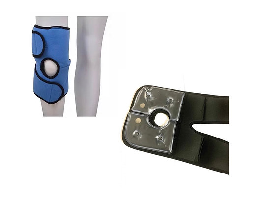 ETkiks hot cold click pack for knee pain use over 100+ times