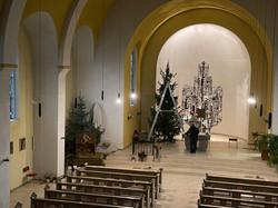 Katholische Kirche-Altar