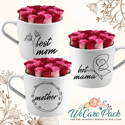 [Mother's Day Special] Hot Chocolate Mix Gift Box Set (Customizable)