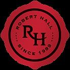 red-stamp Robert Hall Logo.png