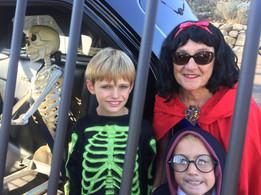 Donna Bloomer and Grandkids.jpg