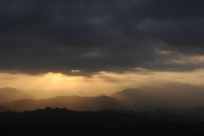 Sunrise photo by Gary Junker