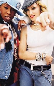 Madonna & Missy Elliot