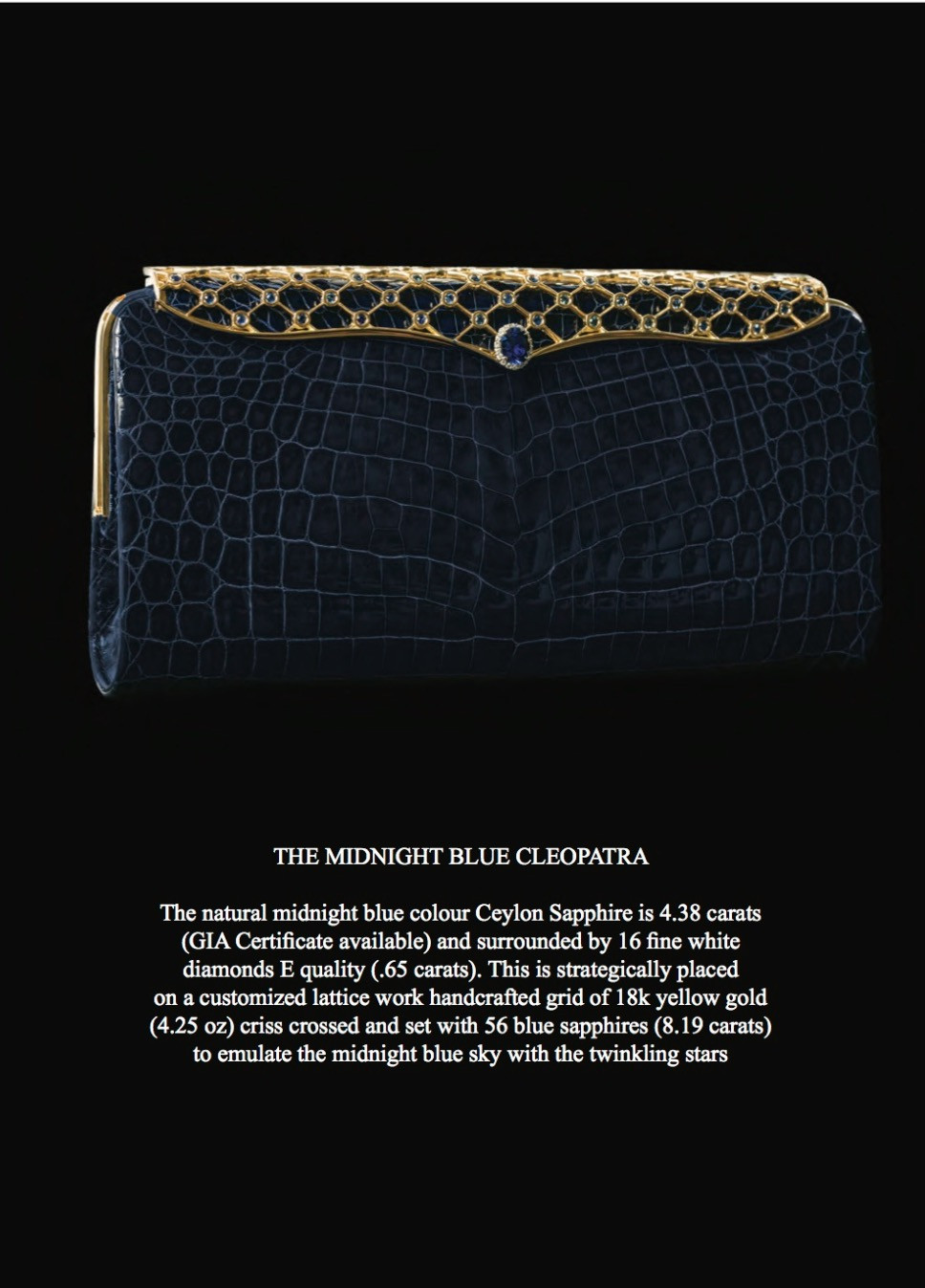 Cleopatra Clutch Collection