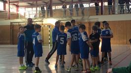 Erstes Spiel der mD-Jugend in der Verbandsliga
