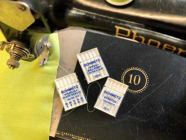 Nähmaschinen-Nadeln