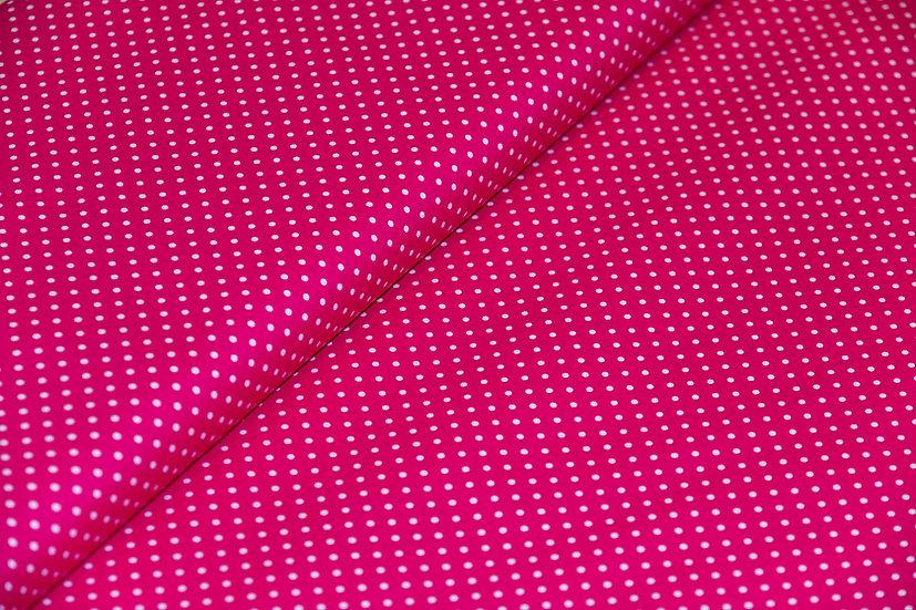 Judith, pink mit weissen Punkten