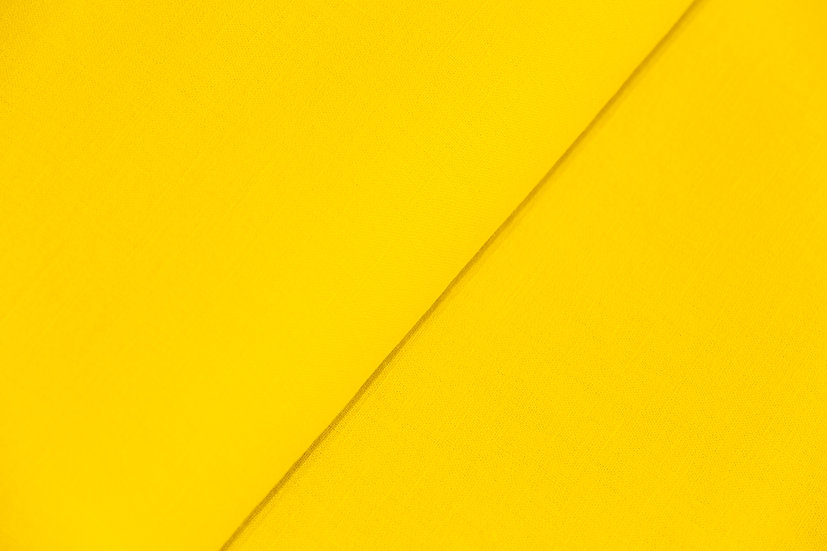 Bioleinen gelb