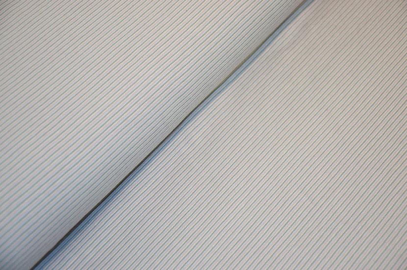 Jersey, Baumwolle pastell gestreift