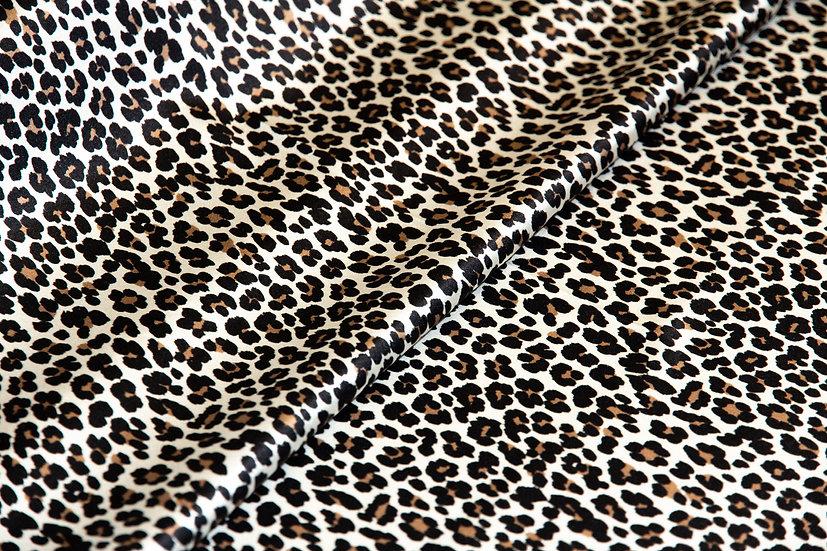 Seide, Animalprint