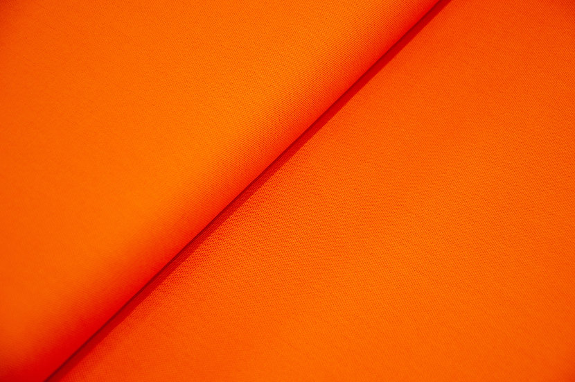 Pop Baumwolle, orange