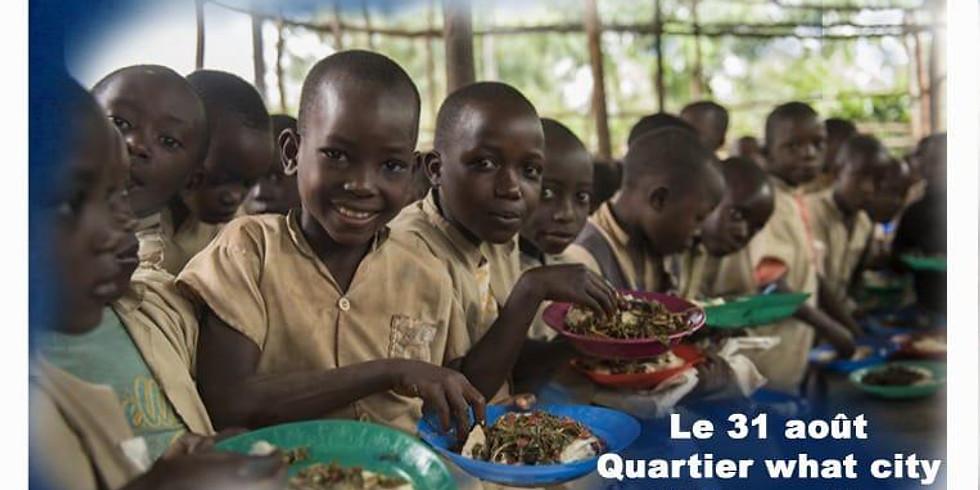 Dejeuner pour Tous