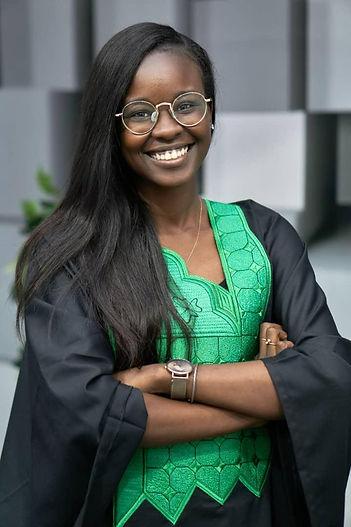 sophie Gueye Presidente RDE