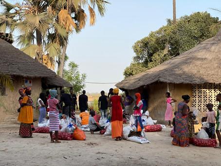 Casamance , 20 familles ont reçu leur soukarou koor