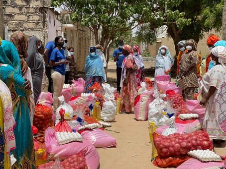 26 familles ont reçu leurs soukarou koor à kaolack